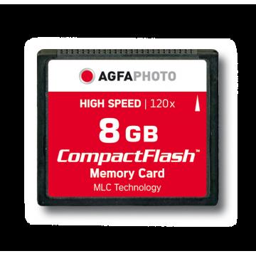 AGFAPHOTO CF 8GB HIGH SPEED