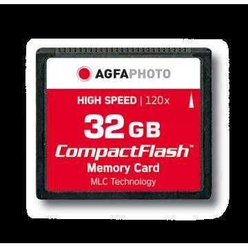 AGFAPHOTO CF 32GB HIGH SPEED  )