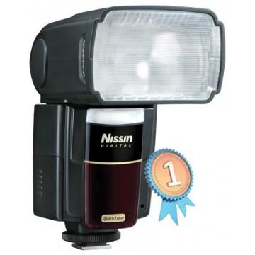 FLASH NISSIN PROF. EXTREME 8000 p/ CANON (RECONDICIONADO)