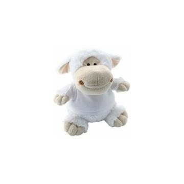 PELUCHE (ovelha) P/SUBLIMAÇÃO Ref. PLS.ANM.LIO.001
