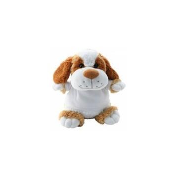 PELUCHE (cão) P/SUBLIMAÇÃO Ref. PLS.ANM.DOG.001