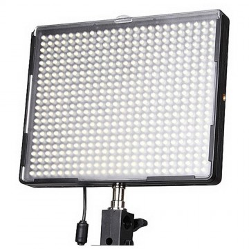AL528S - LUZ VIDEO LED AMARAN 528 LEDS