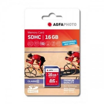 AGFA CARTAO MICRO SDHC 16GB + ADAPTADOR (CLASSE 10)