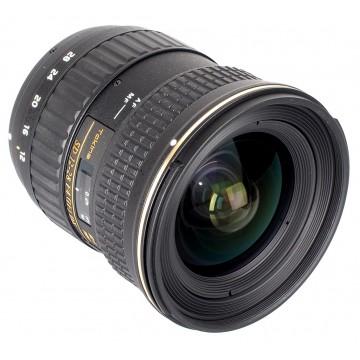 LENTE TOKINA AT-X PRO DX II 12-28mm / 4.0 NIKON (128N)