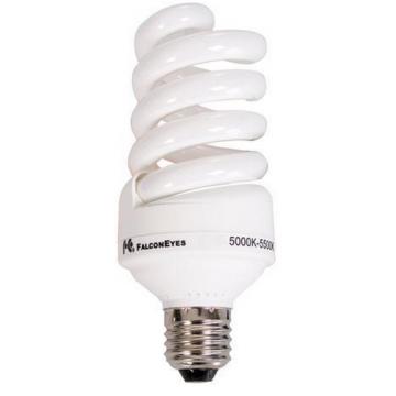 LAMPADA LUZ DIA ESPIRAL 55W ROSCA E27