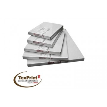 110 FLS PAPEL TEXTPRINT XPHR A4 P/ SUBLIMAÇÃO