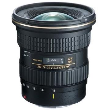 LENTE TOKINA AT-X  11-20mm/2.8 CANON