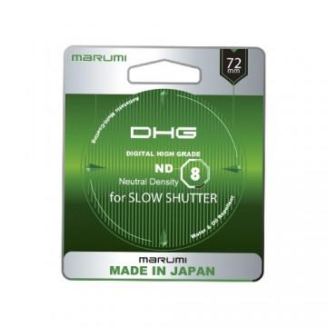 FILTRO DHG ND8 49mm - MARUMI