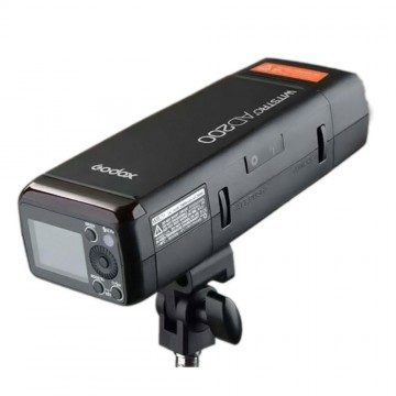 FLASH PORTATIL GODOX AD200 (ESTUDIO 200W + TTL N.G.:60)