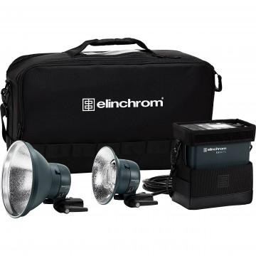 EL10310.1  - KIT ELINCHROM ELB 500 TTL DUAL TO GO