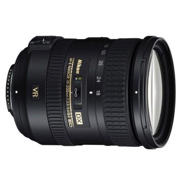 LENTE AF-S DX NIKKOR 18-200mm f/3.5-5.6G ED VR II