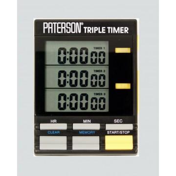 PTP800 - TEMPORIZADOR TRIPLO PATERSON