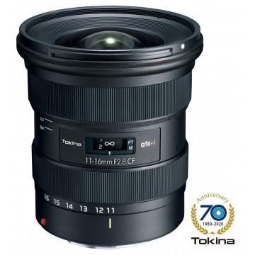 LENTE TOKINA AT-X i  11-16mm/2.8  CF CANON