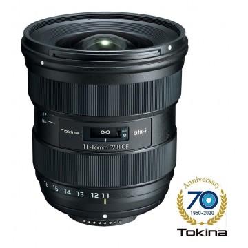 LENTE TOKINA AT-X i  11-16mm/2.8 CF NIKON