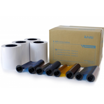 CAIXA PAPEL 4x330 10x15 P/  P510 HITI G2