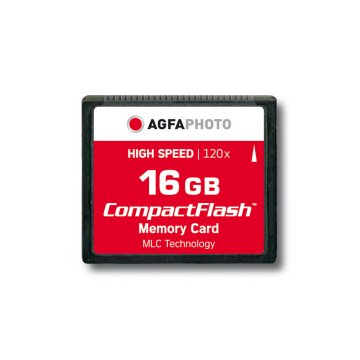 AGFAPHOTO CF 16GB HIGH SPEED