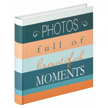 ALBUM MOMENTS PHTOS 30X30 100 PAG BR