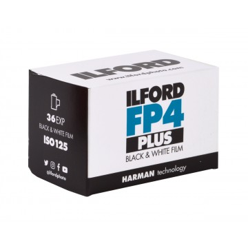 FILME ILFORD FP4 PLUS 135-136
