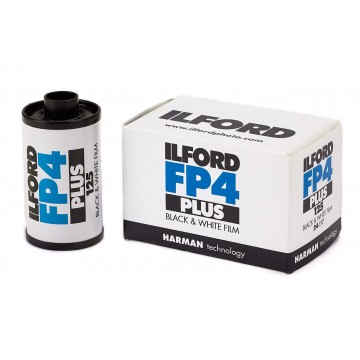 FILME ILFORD FP4 PLUS 135-124