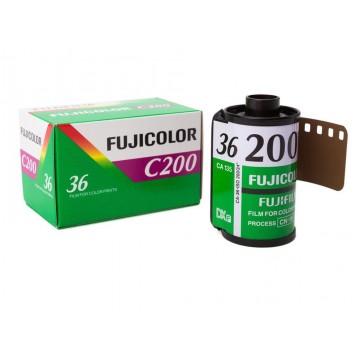 FILME FUJICOLOR 200 135/36