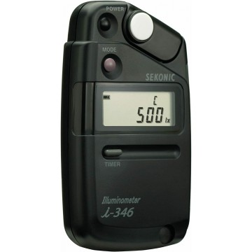 SK011413 - ILUMINOMETRO SEKONIC i-346