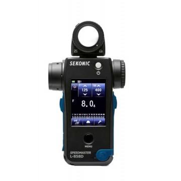 SK011871 - EXPOSIMETRO/FLASHIMETRO SEKONIC L-858D