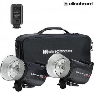 EL20663.2 - KIT 2 ELINCHROM ELC PRO HD 1000/1000