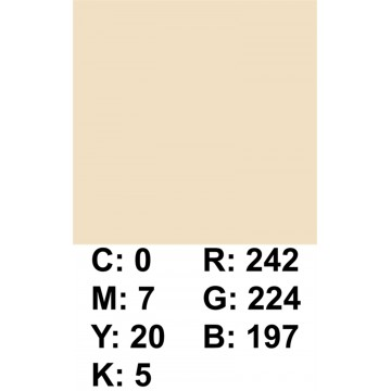 FUNDO PAPEL 2,72X11M IVORINE (MARFIM) 33
