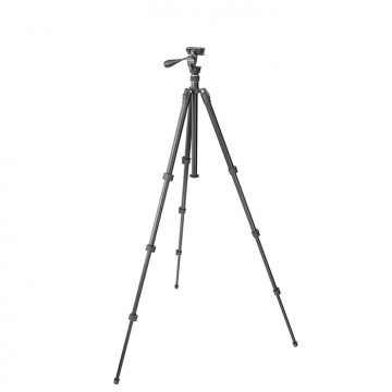 TRIPÉ PROFISSIONAL WT6012 ALUMINIO 620-1760mm 3Sec.