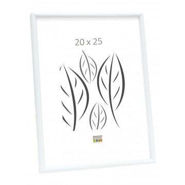 MOLDURA BASIC LINE BRANCO 20X25 S011S1