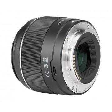 OBJETIVA YONGNUO YN50mm F/1.8s DA DSM P/SONY E-MOUNT