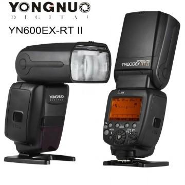FLASH YONGNUO YN600EX-RT II  P/ CANON
