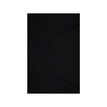 ZC7430 - FUNDO TECIDO PRETO 2,70 X 2,90