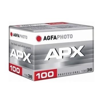 FILME AGFAPHOTO APX 100 PROF.  135-36 (B/W)