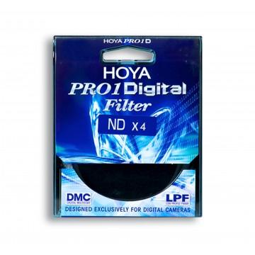 HOYA ND PRO1 DIG 4X 58MM